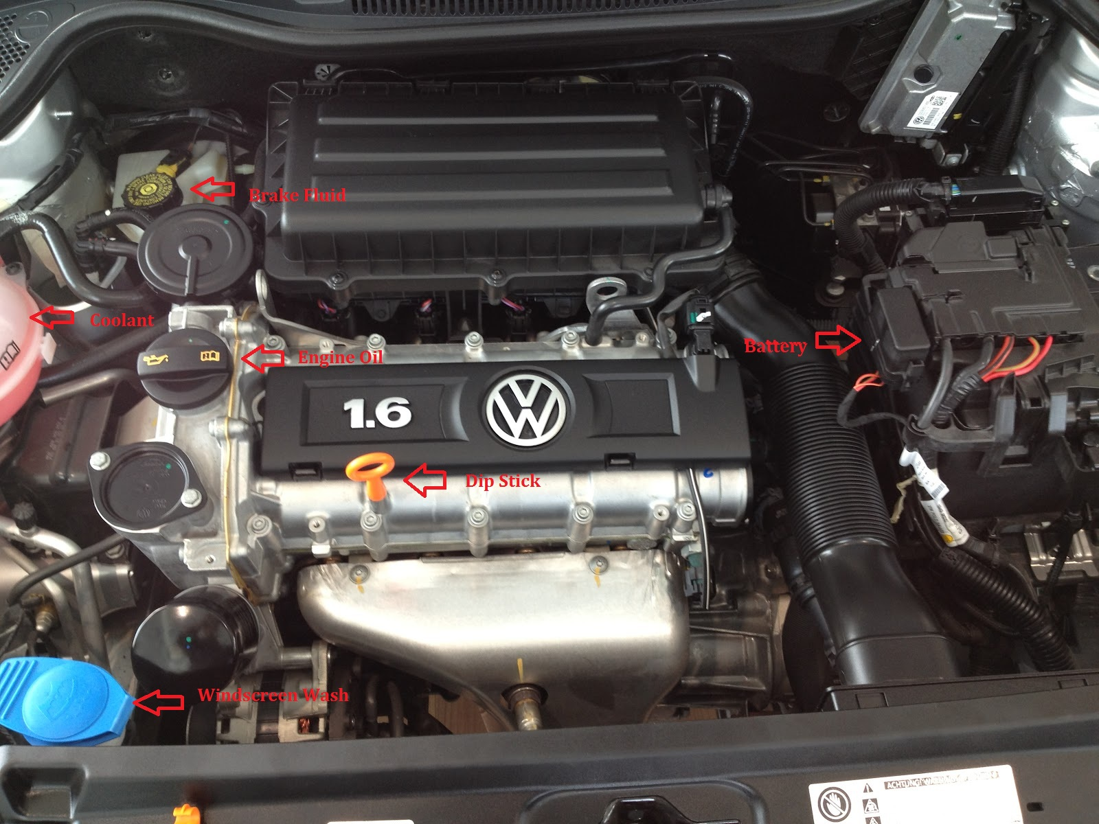 Under the bonnet, show and tell for the Irish driving test. | Allied ...